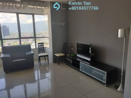 Condominium For Rent in Birch The Plaza, Georgetown Freehold Fully Furnished 3R/2B 1.5k