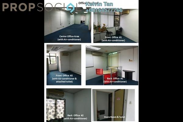 Office For Rent in Jalan Sultan Azlan Shah, Kuala Lumpur Freehold Semi Furnished 4R/2B 1.4k