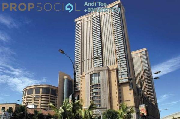 Condominium For Sale in Berjaya Times Square, Bukit Bintang Freehold Fully Furnished 1R/1B 730k