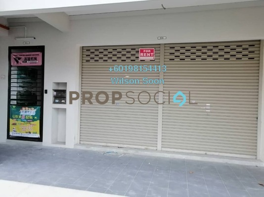 Shop For Rent in Sinaria, Tropicana Aman Freehold Unfurnished 0R/0B 4k