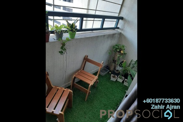 Apartment For Sale in Persanda 3 Apartment, Shah Alam Freehold Semi Furnished 3R/2B 298k