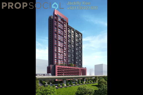 Condominium For Sale in The Rosewoodz Residences, Bukit Jalil Freehold Fully Furnished 2R/2B 0translationmissing:en.pricing.unit