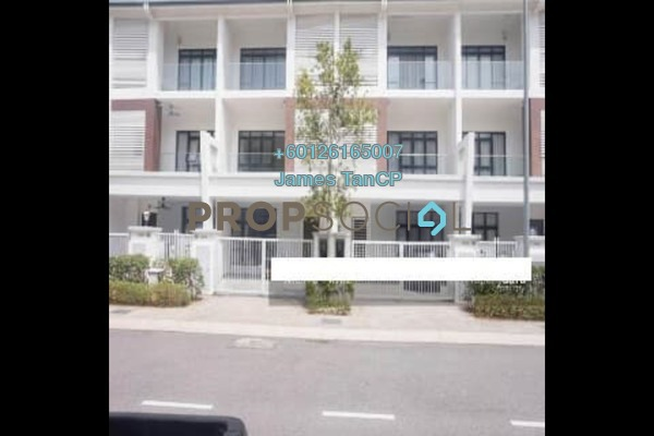 Terrace For Sale in Avens Residence, Southville City Freehold Semi Furnished 7R/6B 765k