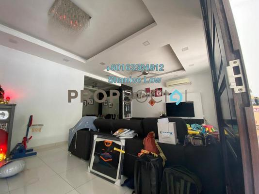 Serviced Residence For Sale in Vistaria Residences, Bandar Puchong Jaya Freehold Semi Furnished 5R/4B 1.8m