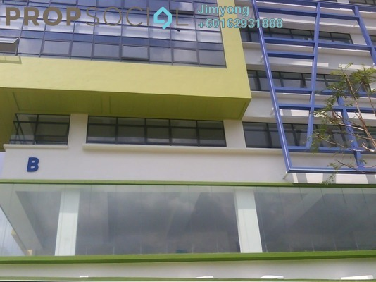 Shop For Rent in Neo Damansara, Damansara Perdana Freehold Unfurnished 0R/1B 2.5k
