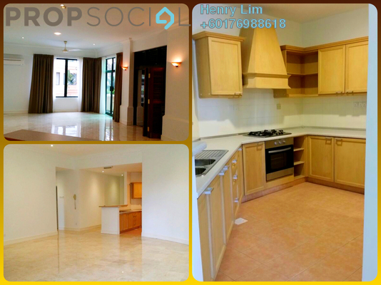 Condominium For Rent in Villa Putra Putri, Ampang Hilir Freehold Semi Furnished 3R/3B 5k
