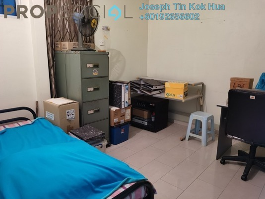 Terrace For Rent in Taman OUG, Old Klang Road Freehold Semi Furnished 5R/3B 2k
