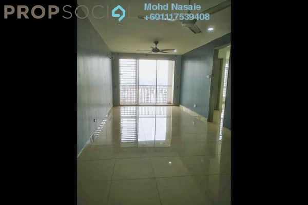 Condominium For Sale in Suasana Lumayan, Bandar Sri Permaisuri Freehold Semi Furnished 3R/2B 480k