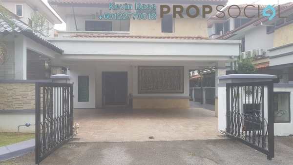 Bungalow For Sale in Puteri 9, Bandar Puteri Puchong Freehold Fully Furnished 7R/6B 5m