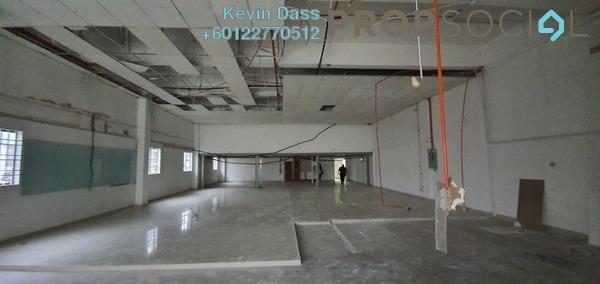 Factory For Sale in Temasya Industrial Park, Temasya Glenmarie Freehold Semi Furnished 5R/3B 6.2m