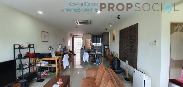 Serviced Residence For Rent in ZetaPark, Setapak Freehold Semi Furnished 3R/3B 2.8k