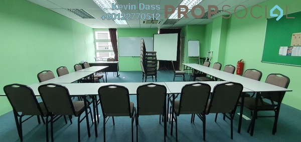 Office For Sale in IOI Boulevard, Bandar Puchong Jaya Freehold Fully Furnished 3R/2B 799k