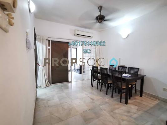 Terrace For Sale in BU2, Bandar Utama Freehold Semi Furnished 4R/3B 1.35m