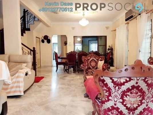 Terrace For Sale in USJ 3B, UEP Subang Jaya Freehold Semi Furnished 5R/4B 1.5m