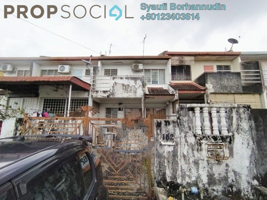 Terrace For Sale in SS19, Subang Jaya Freehold Unfurnished 2R/2B 380k