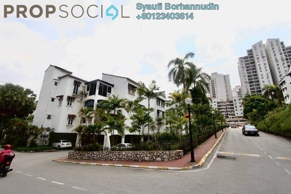 Condominium For Sale in Pantai Hillpark 1, Pantai Freehold Unfurnished 3R/2B 530k