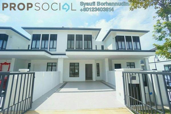 Terrace For Sale in Eco Grandeur, Puncak Alam Freehold Unfurnished 4R/3B 560k