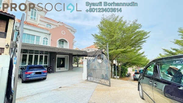 Semi-Detached For Sale in Section 7, Shah Alam Freehold Unfurnished 7R/7B 2.5m