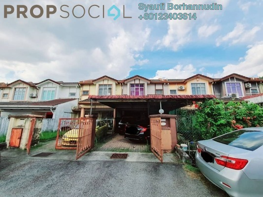 Terrace For Sale in Putra Bahagia, Putra Heights Freehold Unfurnished 4R/3B 550k