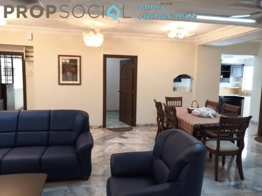 Condominium For Sale in Pelangi Indah, Jalan Ipoh Freehold Fully Furnished 3R/2B 398k