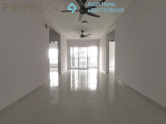 Apartment For Sale in Residensi Laguna Biru 2, Rawang Freehold Semi Furnished 3R/2B 250k