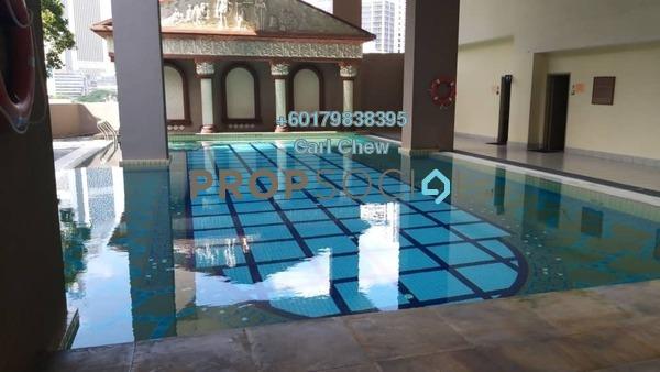 SoHo/Studio For Rent in Maytower, Dang Wangi Freehold Fully Furnished 0R/1B 1.3k