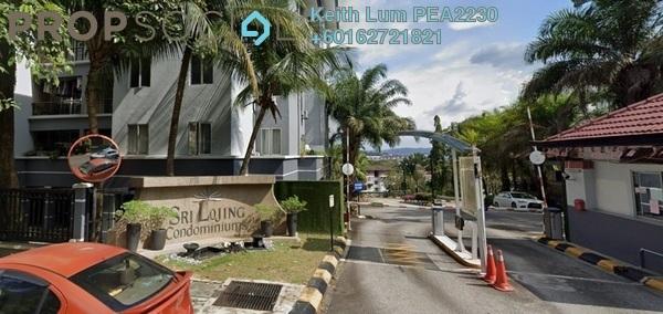 Condominium For Sale in Sri Lojing, Wangsa Maju Freehold Semi Furnished 4R/3B 630k