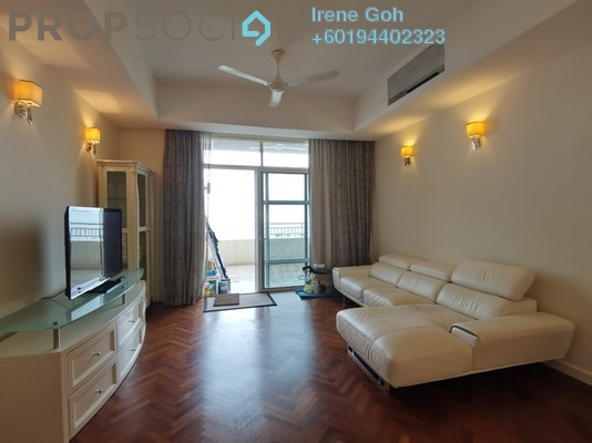 Condominium For Rent in Quayside, Seri Tanjung Pinang Freehold Fully Furnished 1R/4B 3.2k