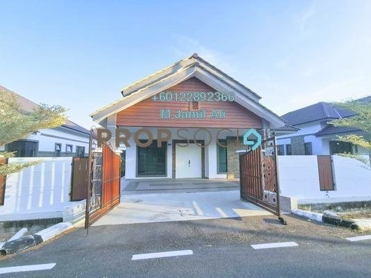 Bungalow For Sale in Taman Sri Tanjung Indah, Muar Freehold Unfurnished 4R/2B 585k