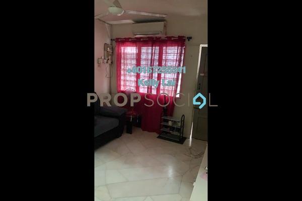 Apartment For Sale in Taman Jinjang Baru, Jinjang Leasehold Semi Furnished 2R/1B 200k