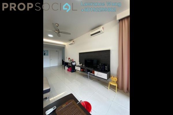 Condominium For Rent in G Residence, Desa Pandan Freehold Fully Furnished 2R/2B 3.8k