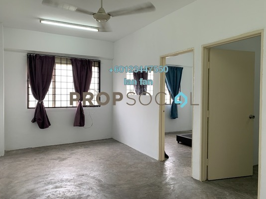 Apartment For Rent in Impian Baiduri, Petaling Jaya Freehold Unfurnished 3R/2B 750translationmissing:en.pricing.unit