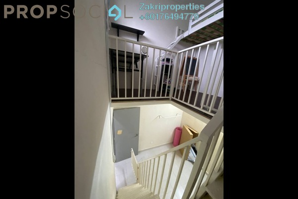 Terrace For Sale in Saville Residence, Old Klang Road Freehold Unfurnished 3R/2B 430k