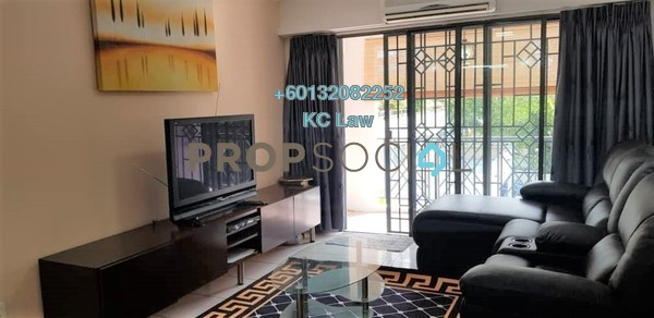 Condominium For Rent in Bangsar Permai, Bangsar Freehold Fully Furnished 3R/2B 2.1k