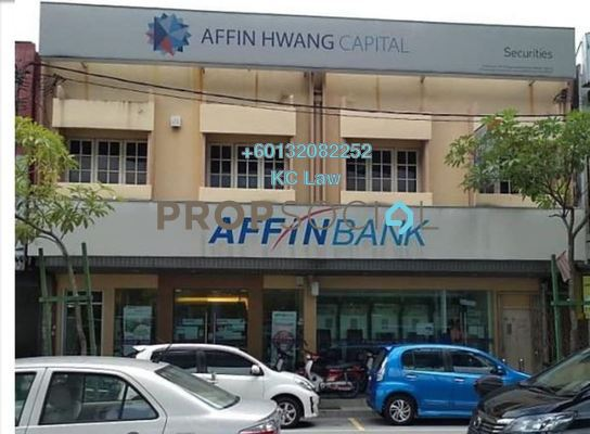 Shop For Sale in Taman Midah, Cheras Freehold Semi Furnished 0R/0B 7.5m