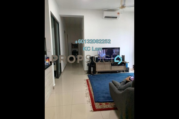 Serviced Residence For Sale in CitiZen, Old Klang Road Freehold Unfurnished 3R/2B 670k