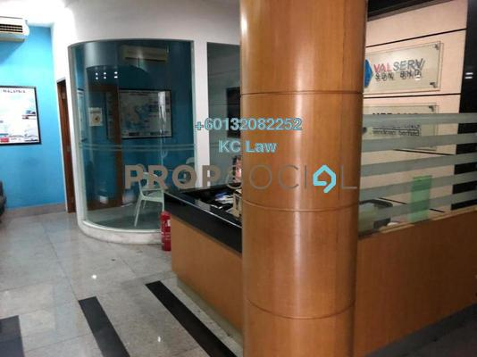 Shop For Sale in Section 13, Shah Alam Leasehold Semi Furnished 0R/0B 1.45m