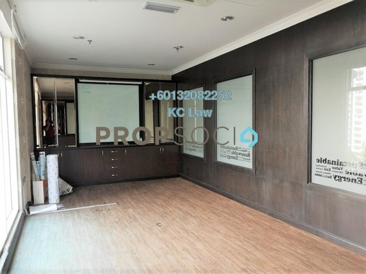 Office For Rent in Metropolitan Square, Damansara Perdana Freehold Fully Furnished 4R/1B 4.8k