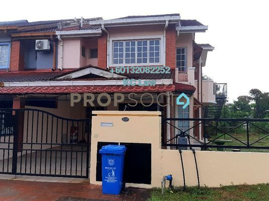 Terrace For Rent in Subang Bestari, Subang Freehold Semi Furnished 4R/3B 2.5k
