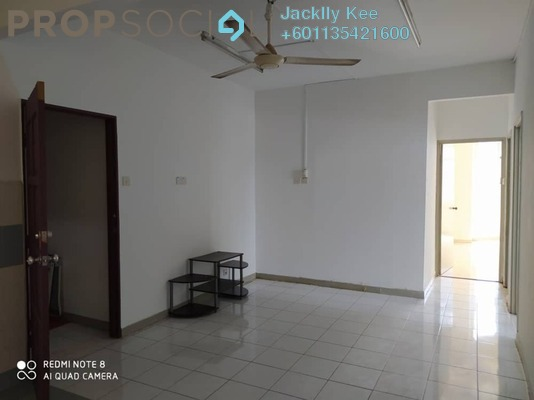 Condominium For Rent in Bukit OUG Condominium, Bukit Jalil Freehold Semi Furnished 2R/1B 1k