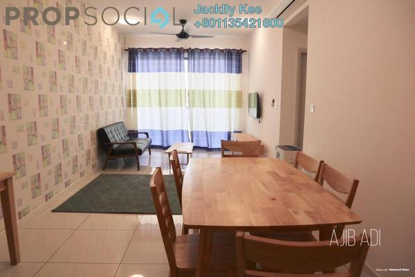 Condominium For Rent in Casa Green, Bukit Jalil Freehold Fully Furnished 3R/3B 2.35k