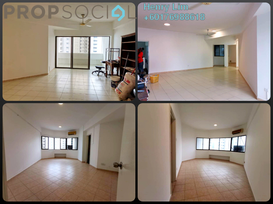 Condominium For Sale in GCB Court, Ampang Hilir Freehold Semi Furnished 3R/3B 667k
