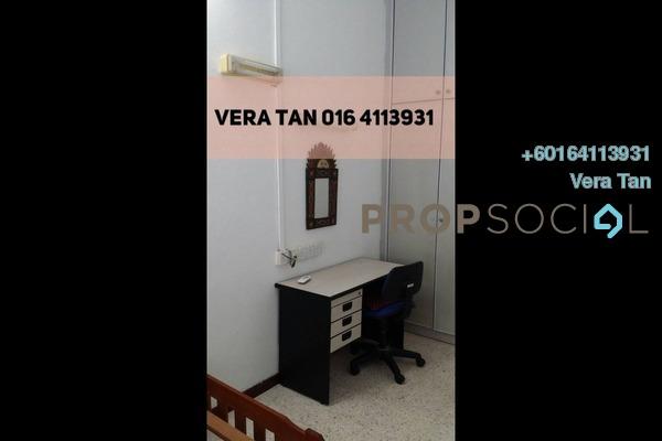 Terrace For Sale in Taman Pekaka, Sungai Dua Freehold Semi Furnished 4R/2B 850k