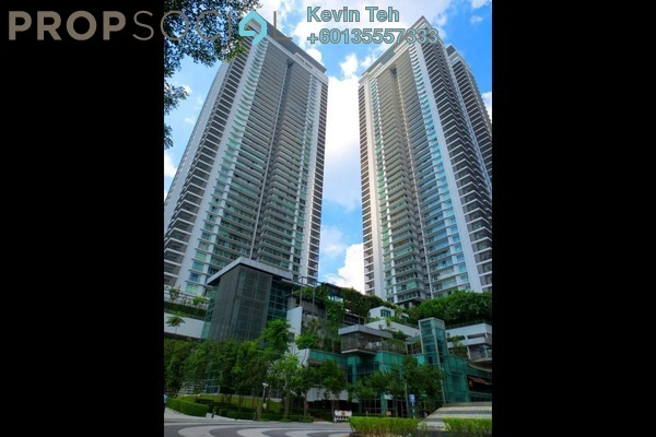 Condominium For Sale in 10 Mont Kiara, Mont Kiara Freehold Fully Furnished 7R/7B 16m