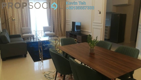 Condominium For Sale in Gaya Bangsar, Bangsar Freehold Fully Furnished 2R/2B 1m