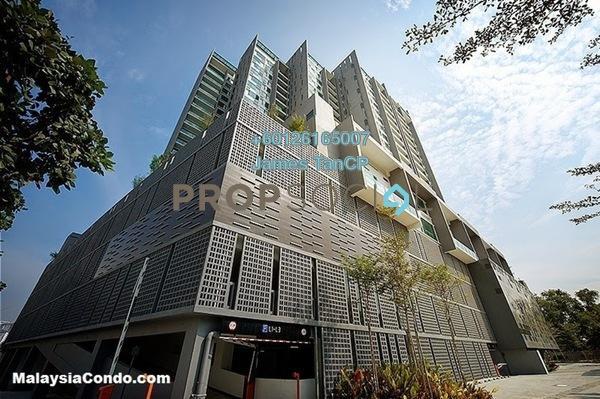 Condominium For Sale in The Treez, Bukit Jalil Freehold Semi Furnished 4R/4B 875k