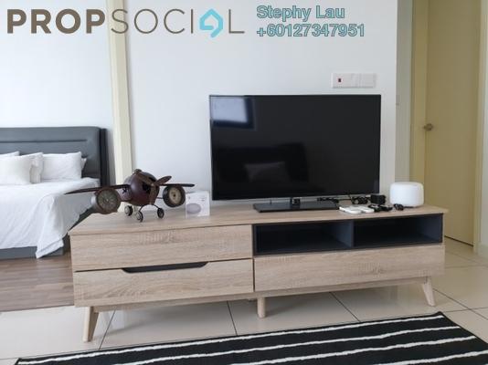 Condominium For Sale in Sunway GeoSense, Bandar Sunway Freehold Fully Furnished 1R/1B 750k