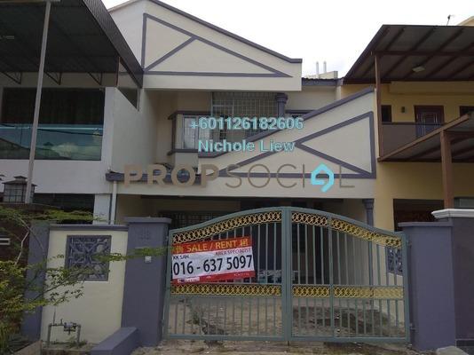 Terrace For Sale in Taman Jaya II, Semenyih Freehold Semi Furnished 4R/3B 429k