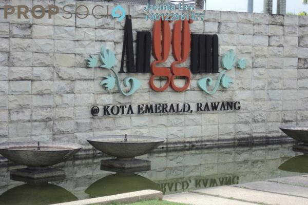Bungalow For Sale in Anggun 1, Rawang Freehold Unfurnished 5R/5B 891k