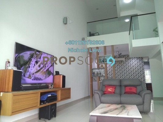Superlink For Sale in Taman Bukit Serdang, Seri Kembangan Freehold Fully Furnished 5R/5B 1.45m